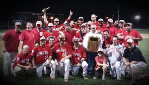The Yawkey League Champion Alibrandis Baseball Club was honored by the BoSox Club last week.