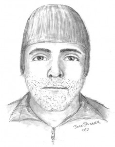 Somerville Police release sketch of possible suspect in the recent assaults in the Porter Square and Union Square area.