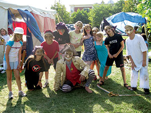 The OPENAIR Circus celebrated its 29th year in performance last weekend.