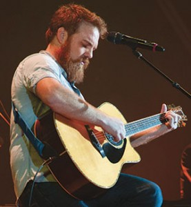 Marc Broussard will be raising the roof and gently setting it back down at Johnny D's on Thursday, October 9.