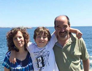 Friends and loved ones are pulling together in support of Warren Goldstein-Gelb in this time of need.