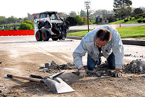 The city is looking for answers as to why street repairs are taking so long to accomplish and what can be done to expedite them.