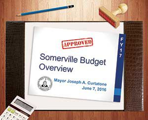 The City of Somerville FY17 budget is official set in stone, as of last Thursday, after a prolonged period of examination, discussion, and debate.