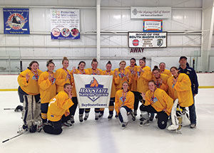 The Metro team prevailed with a 7-3 victory over the Southeast/Coastal team in the bronze medal game last week.