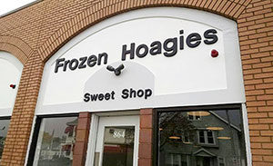 Craving a nice frozen hoagie? Have no fear, they're here in Somerville.