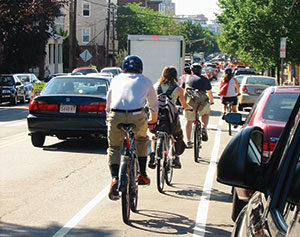 Cyclists, motorists, and pedestrians are often finding their way through our busy streets challenging and sometimes dangerous. Many are asking whether or not it is time for stricter regulations and enforcement.