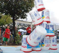 The What the Fluff Festival returns to Union Square on September 25.
