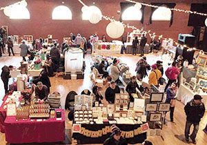 Remember to shop local this coming Sunday afternoon as Somerville Local First Holiday Market sets up at Arts at the Armory for some fun seasonal shopping.