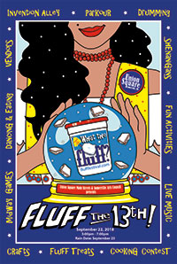 13th annual what the fluff festival this weekend
