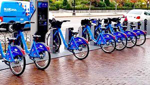 Free Bluebikes rides to COVID-19 vaccines starting April 19