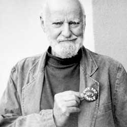 'My Dinner with Larry': Steve Glines recalls a dinner with poet Lawrence Ferlinghetti